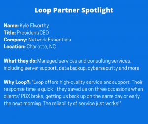 kyle elworthy network essentials
